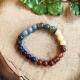 Armband 7 chakra's