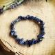 Armband Lapis Lazuli splitkralen