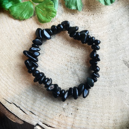 Armband Obsidiaan