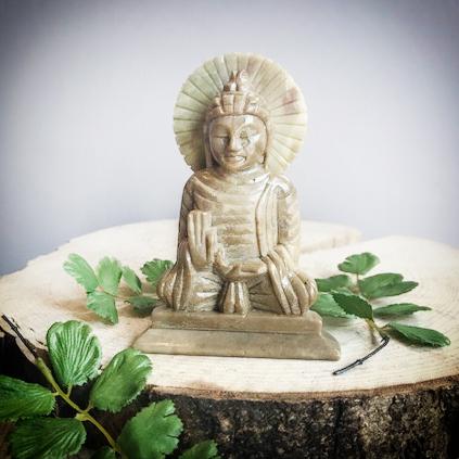 Boeddha speksteen