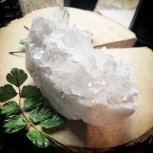 Bergkristal groot!