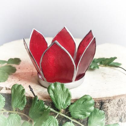 Lotusbloem sfeerlichtje