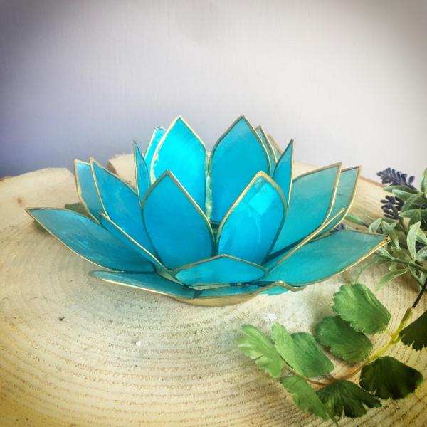 Lotusbloem sfeerlicht