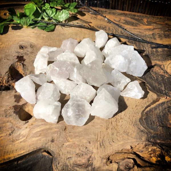 Bergkristal edelsteenchips