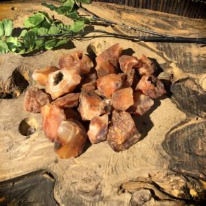Carneool edelsteenchips